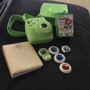 Instax mini 9 bundle